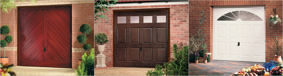 Featured Garage Doors